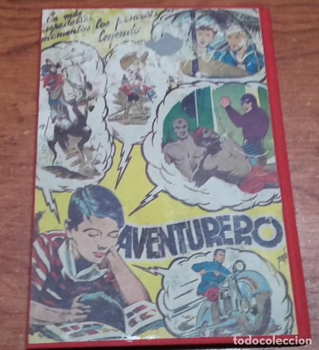 Tebeos: EDICIONES AVENTURERO ALMANAQUE 1946 HISPANO AMERICANA DE EDICIONES - Foto 4 - 145386318