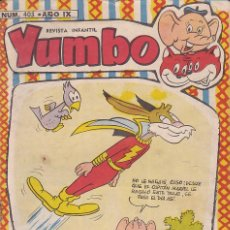 Tebeos: COMIC COLECCION YUMBO Nº 403. Lote 145575730
