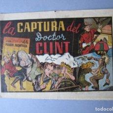 Tebeos: KING DE LA POLICIA MONTADA (1946, HISPANO AMERICANA) 7 · 1946 · LA CAPTURA DEL DOCTOR CLINT. Lote 145948482