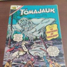 Tebeos: PROMOCIÓN EXCLUSIVA TOMAJUK DE NOVARA DE 1966. EL FANTASMA DE TOMAJUK. VER FOTOS PARA DESCRIPCIÓN. . Lote 146225542