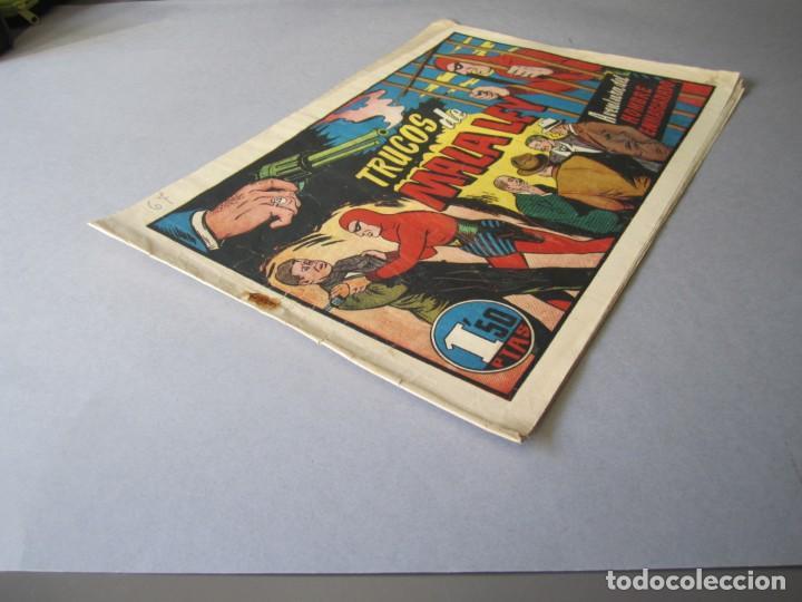 Tebeos: HOMBRE ENMASCARADO, EL (1941, HISPANO AMERICANA) 67 · 1941 · TRUCOS DE MALA LEY - Foto 3 - 146408602
