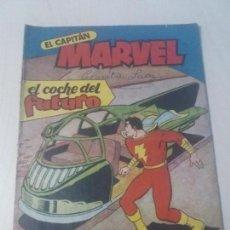 Tebeos: EDITORIAL HISPANO AMERICANA ORIGINAL EL CAPITAN MARVEL Nº8 EL COCHE DEL FUTURO. Lote 146472590
