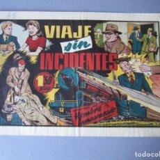 Tebeos: HOMBRE ENMASCARADO, EL (1941, HISPANO AMERICANA) 65 · 1941 · VIAJE SIN INCIDENTES. Lote 146680006