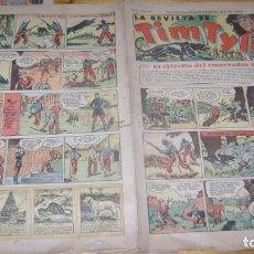 Tebeos: TIM TYLER AÑOS 30 NUMERO 57 VER FOTOS SOFABIBLIOTECA. Lote 146702334