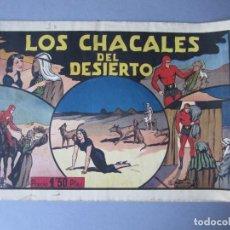 Tebeos: HOMBRE ENMASCARADO, EL (1941, HISPANO AMERICANA) 31 · 1941 · PELIGRO TRAS PELIGRO. Lote 146718594