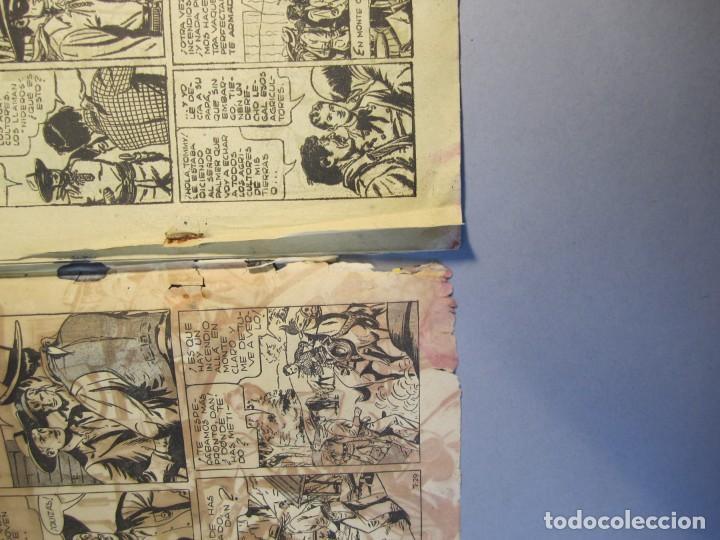Tebeos: JINETE ENMASCARADO, EL (1943, HISPANO AMERICANA) 29 ·1943 ·RIVALIDAD SANGRIENTA ¡¡¡ÚLTIMO!!! - Foto 4 - 146785698
