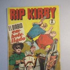 Tebeos: RIP KIRBY (1948, HISPANO AMERICANA) 6 · 1948. Lote 146787558
