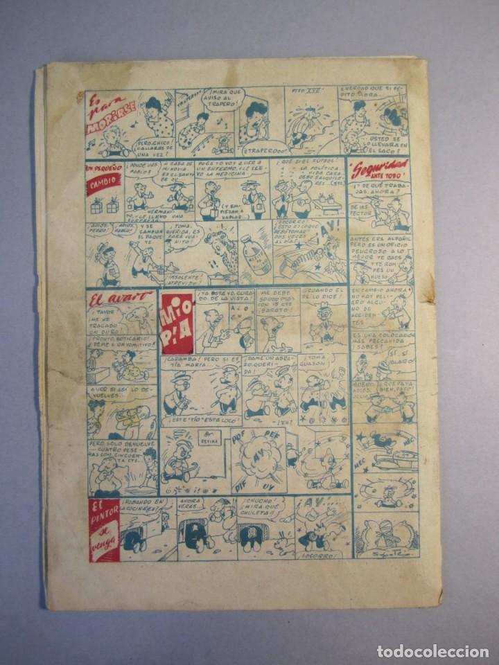 Tebeos: RIP KIRBY (1948, HISPANO AMERICANA) 6 · 1948 - Foto 2 - 146787558