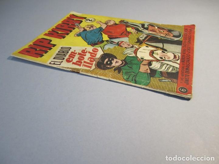 Tebeos: RIP KIRBY (1948, HISPANO AMERICANA) 6 · 1948 - Foto 3 - 146787558