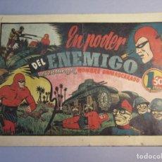 Tebeos: HOMBRE ENMASCARADO, EL (1941, HISPANO AMERICANA) 51 · 1941 · EN PODER DEL ENEMIGO. Lote 146796966