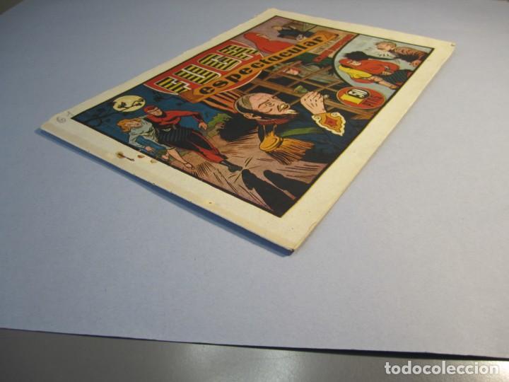 Tebeos: HOMBRE ENMASCARADO, EL (1941, HISPANO AMERICANA) 61 · 1941 · FUGA ESPECTACULAR - Foto 3 - 146797642