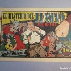 Tebeos: HOMBRE ENMASCARADO, EL (1941, HISPANO AMERICANA) 42 · 1941 · EL MISTERIO DEL TEMPLO INDIO. Lote 146800838