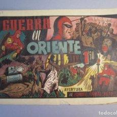 Tebeos: HOMBRE ENMASCARADO, EL (1941, HISPANO AMERICANA) 49 · 1941 · GUERRA EN ORIENTE. Lote 146801454