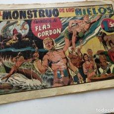 Tebeos: FLAS GORDON Nº 1. EL MONSTRUO DE LOS HIELOS. HISPANO AMERICANA 1942.. Lote 146903050