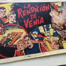 Tebeos: LA RENDICIÓN DE VENÍA,AÑOS 40. Lote 146904654