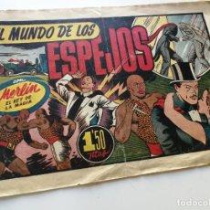 Tebeos: EL MUNDO DE LOS ESPEJOS, AÑOS 40. Lote 146906762