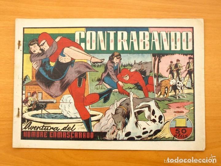 HOMBRE ENMASCARADO, EL (1941, HISPANO AMERICANA) Nº39 · 1941 ·CONTRABANDO (Tebeos y Comics - Hispano Americana - Hombre Enmascarado)