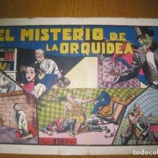 Tebeos: EL MISTERIO DE LA ORQUIDEA. CON MERLIN EL REY DE LA MAGIA. HISPANO AMERICANA DE EDICIONES. ORIGINAL.. Lote 147308058