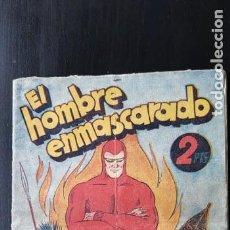 Tebeos: TEBEO / CÓMIC ORIGINAL 1941 EL HOMBRE ENMASCARADO EXTRAORDINARIO DE REYES HISPANO-AMERICANA . Lote 147628854