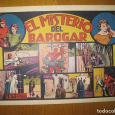 Tebeos: EL HOMBRE ENMASCARADO Nº 13. EL MISTERIO DE BAROGAR. HISPANO AMERICANA DE EDICIONES. ORIGINAL.. Lote 147834614
