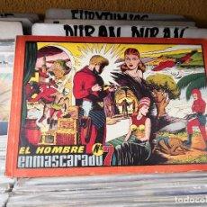 Tebeos: EL HOMBRE ENMASCARADO. ALBUM ROJO Nº 7. HISPANO AMERICANA .. Lote 148011622