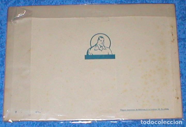 Tebeos: Tebeo COLECCION JUAN CENTELLA ALBUM ROJO nº13 Penultimo ORIGINAL 1944 HISPANO AMERICANA DE EDICIONES - Foto 2 - 148043282