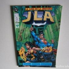 Tebeos: LA LIGA DE LA JUSTICIA. JLA. NUEVO ORDEN MUNDIAL. GRUPO EDITORIAL LA VID. 1997. Lote 148157802