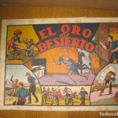 Tebeos: JORGE Y FERNANDO. EL ORO DEL DESIERTO. HISPANO AMERICANA DE EDICIONES. ORIGINAL.. Lote 148296402