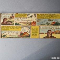 Tebeos: LAS LECCIONES DEL JEFE PILOTO. (1942,HISPANO AMERICANA).COMPLETA 39 HISTORIETAS. ¡¡¡ RAREZA !!!!!. Lote 148768446