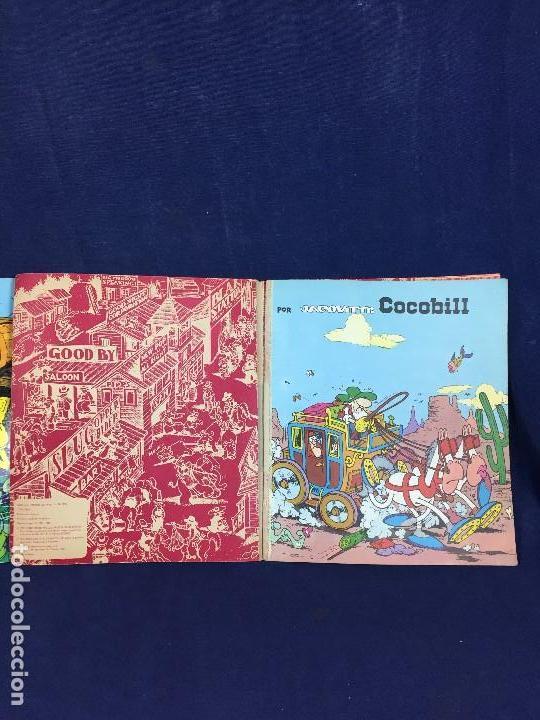 Tebeos: dos CÓMIC COCOBILL OJO DE POLLO y cocobill contra nadie BURU LAN POR JACOVITTI 1973 - Foto 4 - 148772802
