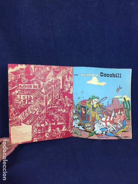 Tebeos: dos CÓMIC COCOBILL OJO DE POLLO y cocobill contra nadie BURU LAN POR JACOVITTI 1973 - Foto 11 - 148772802