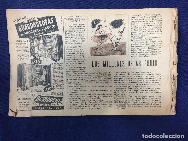 Tebeos: cómic original libro de oro patoruzú editado por Dante Quintero argentina 1951 - Foto 3 - 148779798
