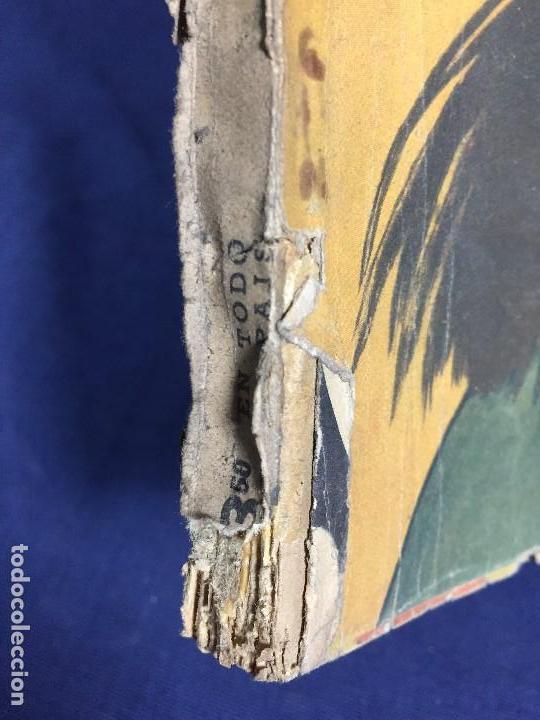 Tebeos: cómic original libro de oro patoruzú editado por Dante Quintero argentina 1951 - Foto 6 - 148779798