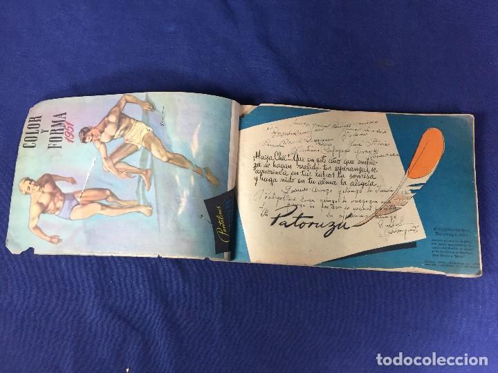 Tebeos: cómic original libro de oro patoruzú editado por Dante Quintero argentina 1951 - Foto 8 - 148779798