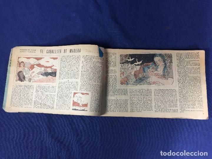 Tebeos: cómic original libro de oro patoruzú editado por Dante Quintero argentina 1951 - Foto 10 - 148779798