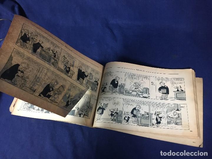 Tebeos: cómic original libro de oro patoruzú editado por Dante Quintero argentina 1951 - Foto 14 - 148779798