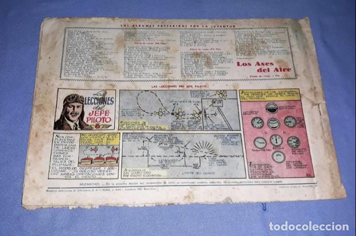 Tebeos: EL BUQUE FANTASMA ORIGINAL HISPANO AMERICANA VER FOTOS Y DESCRIPCION - Foto 2 - 150573754