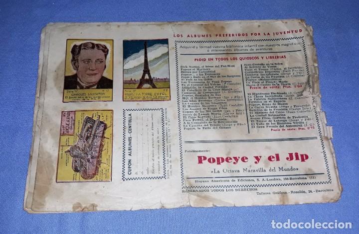 Tebeos: LA ONDA MISTERIOSA ORIGINAL HISPANO AMERICANA VER FOTOS Y DESCRIPCION - Foto 2 - 150577182