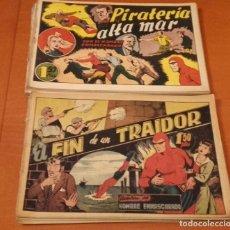 Tebeos: EL HOMBRE ENMASCARADO HISPANO AMERICANA DE EDICIONES LOTE DE 42 Nº.. Lote 151001046
