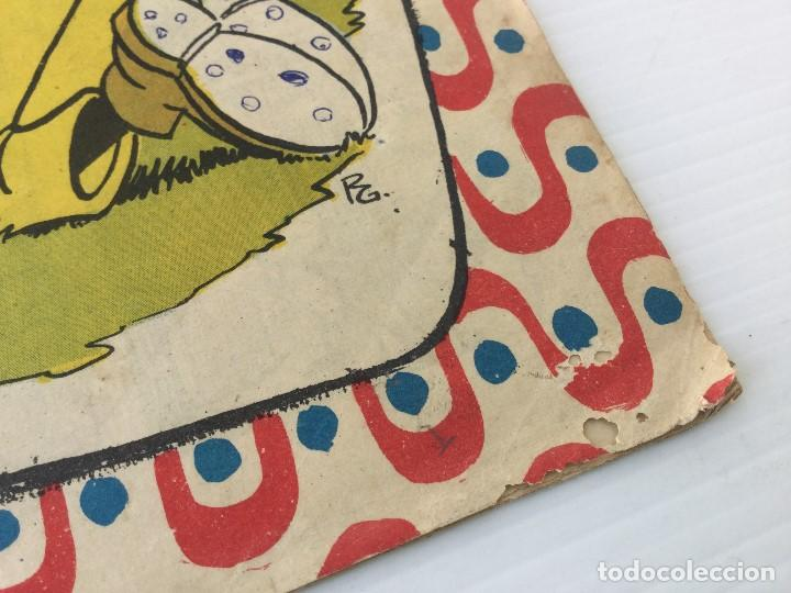 Tebeos: Revista Infantil Yumbo Nº 401 – Hispano Americana de Ediciones 1958 - Foto 5 - 154078081