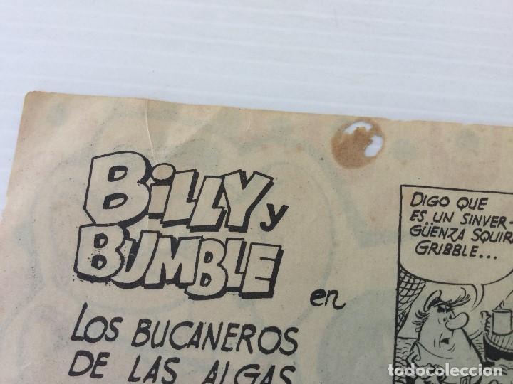 Tebeos: Revista Infantil Yumbo Nº 401 – Hispano Americana de Ediciones 1958 - Foto 7 - 154078081