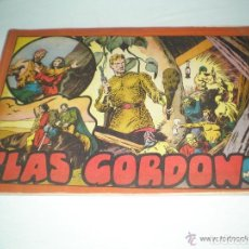 Tebeos: FLASH GORDON - ALBUM ROJO - NUMERO 3. Lote 151607398