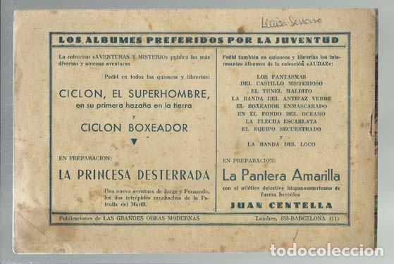 Tebeos: Jorge y Fernando nº 1, 1940, Hispano Americana, buen estado - Foto 2 - 151722242
