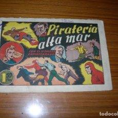 Tebeos: EL HOMBRE ENMASCARADO Nº 60 EDITA HISPANO AMERICANA . Lote 152278382