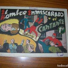 Tebeos: EL HOMBRE ENMASCARADO Nº 66 EDITA HISPANO AMERICANA . Lote 152279774