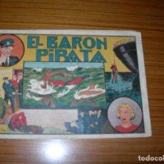 Tebeos: EL HOMBRE ENMASCARADO Nº EL BARON PIRATA EDITA HISPANO AMERICANA . Lote 152280106