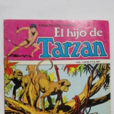 Tebeos: EL HIJO DE TARZAN, VOL 1 - Nº 10. Lote 152301202