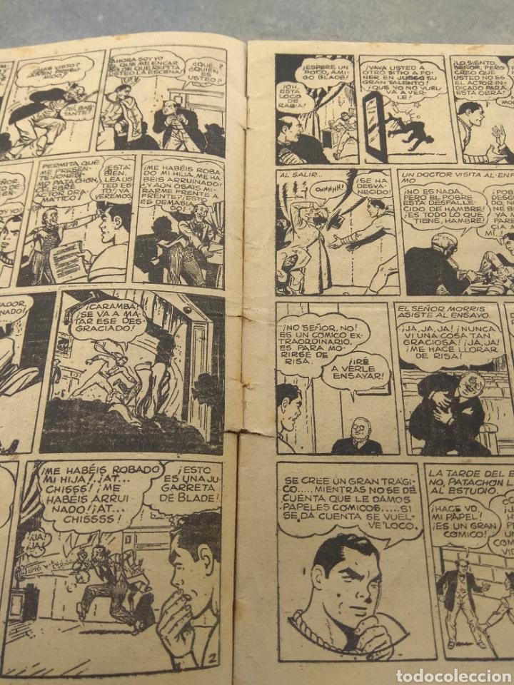 Tebeos: El Capitán Marvel N°17 - El Peor Actor del Mundo y otras aventuras - - Foto 7 - 152313869