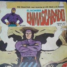 Tebeos: THE PHAMTOM (EL HOMBRE ENMASCARADO VOL2. Lote 153919914