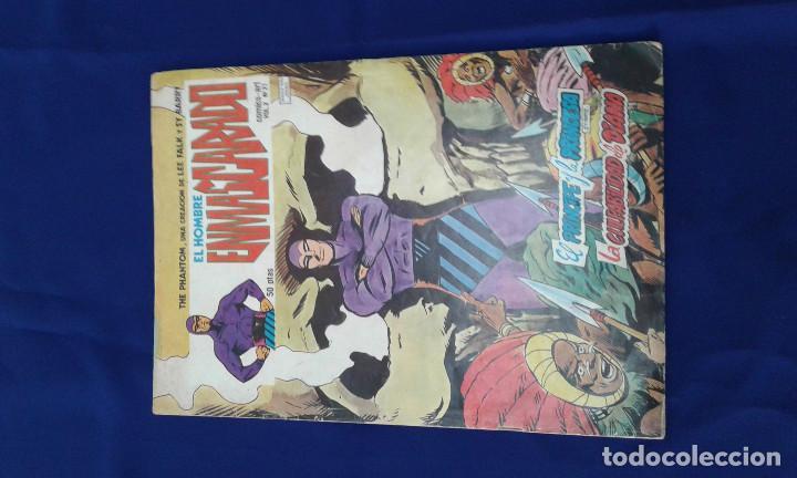 Tebeos: THE PHAMTOM (EL HOMBRE ENMASCARADO VOL2 - Foto 7 - 153919914